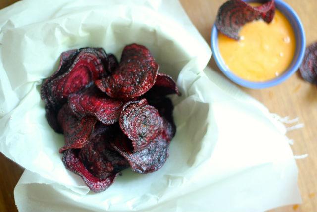 beet chips main