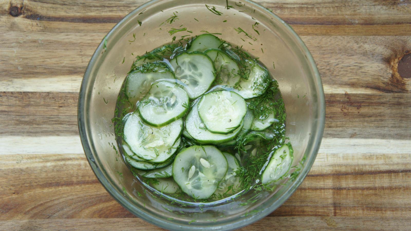 Cucumber Salad Recipes Pickle
