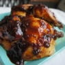 Roast BBQ Chicken