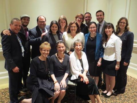 Rabbis Without Borders 2012-2013 Cohort