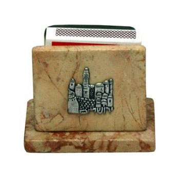 Jerusalem Matchbox Holder