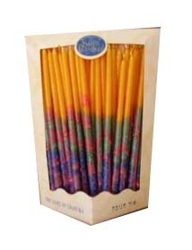 Beeswax Safed Candles