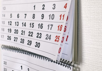 Five Year Jewish Holidays Calendar | My Jewish Learning