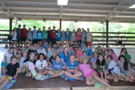 5th graders with ruth