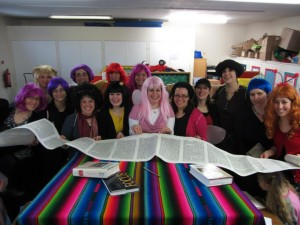 Tears and Empowerment on Purim