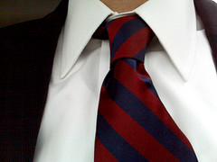 Shirt and tie - Creative Commons: Mark Pike