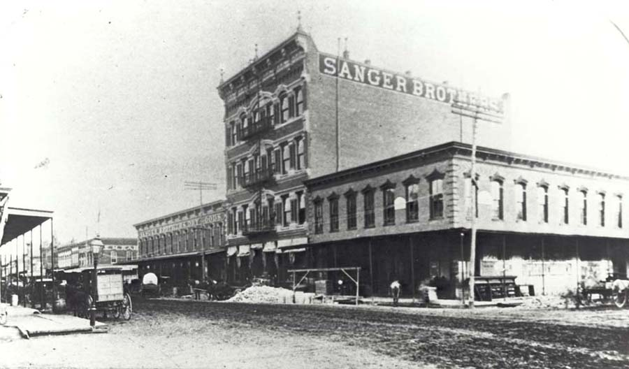 Dallas Sanger bros1890