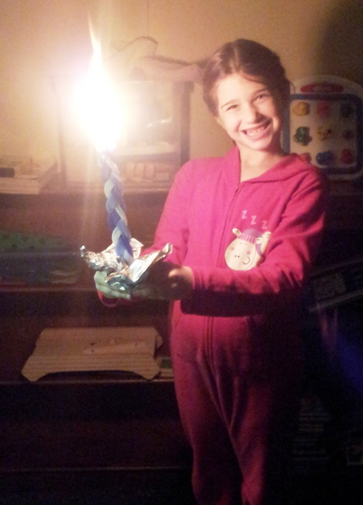 Havdallah with Maya in Plano, TX