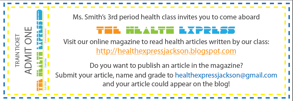 Health Express Ticket