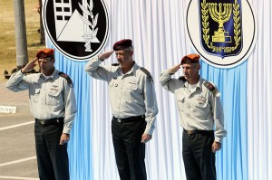 IDF Ceremony