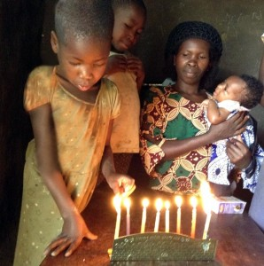Hanukkah Light for Women in Uganda