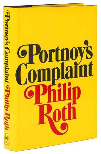 Philip Roth (Portnoy's Complaint, 1969)