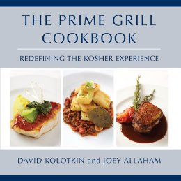 Prime Grill Cookbook