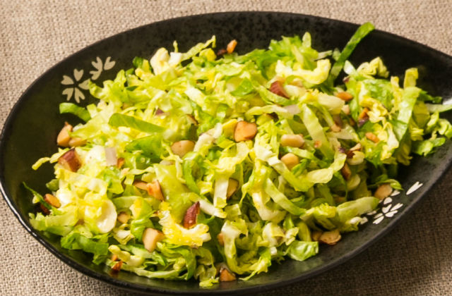 Shredded Brussells Sprouts Salad2
