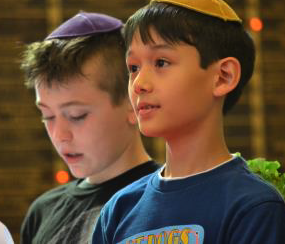 photo curtesy of Town & Village Synagogue