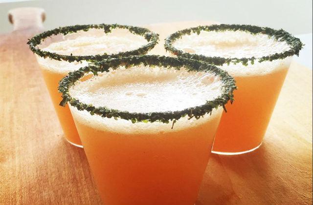 Yemeni cocktail