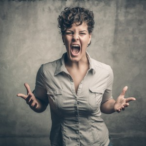 The Power of Anger
