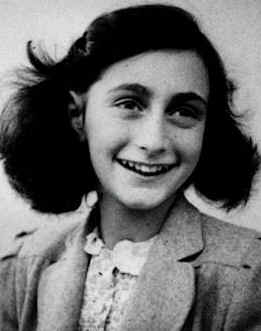 anne frank holocaust