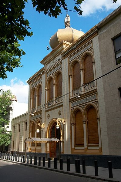 argentinian synagogue
