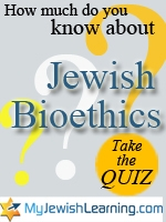 bioethics quiz