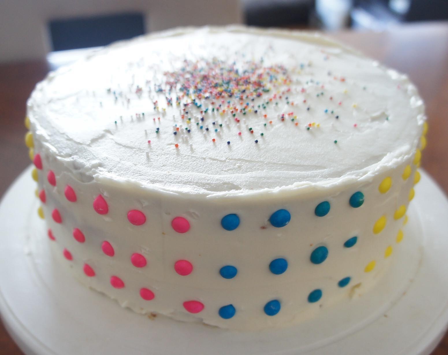 birthday cake for jgo