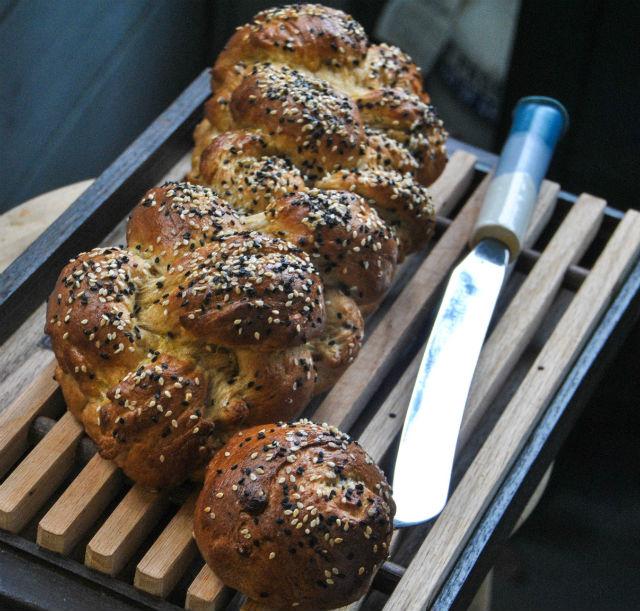 bread machine challah1