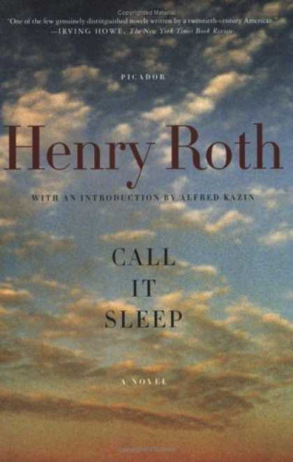 Henry Roth: Call It Sleep