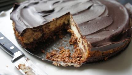 chocolate chip cheesecaake