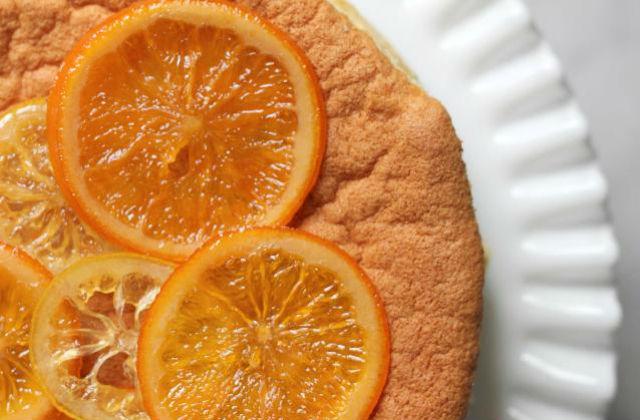 citrus sponge cake 4