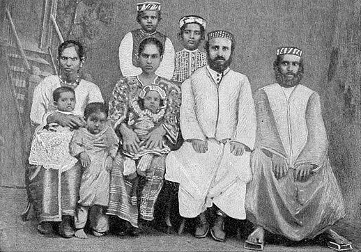 cochin jews of india