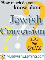 conversion quiz