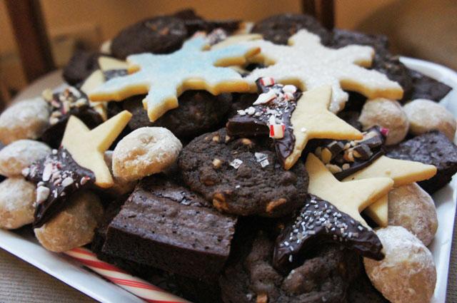 Jewish Christmas cookies