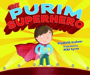 Purim Superhero
