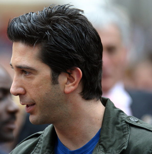 david schwimmer ross