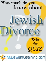 jewish civil divorce