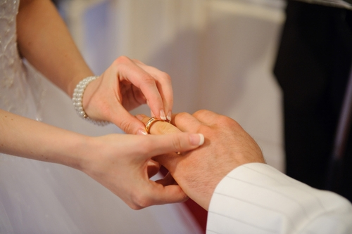 Double ring ceremonies for Jewish weddings.