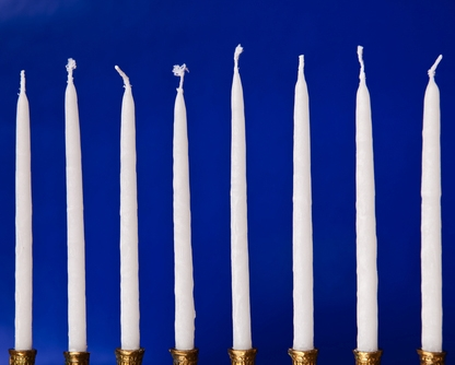 why eight days of hanukkah?