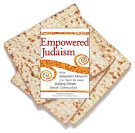 empowered matzah