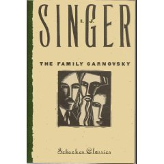 Family Carnovsky by IJ Singer
