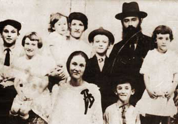 family of Galveston immigrants