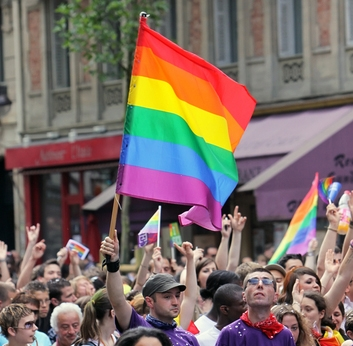 Jewish Gay Pride and Coming Out Ceremony