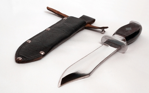 knife amalek