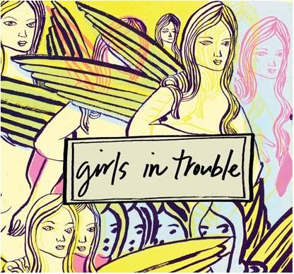 girls in trouble, alicia jo rabins