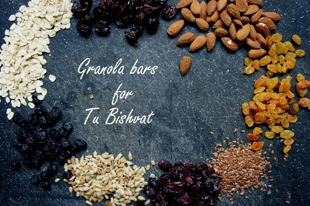 granola prep