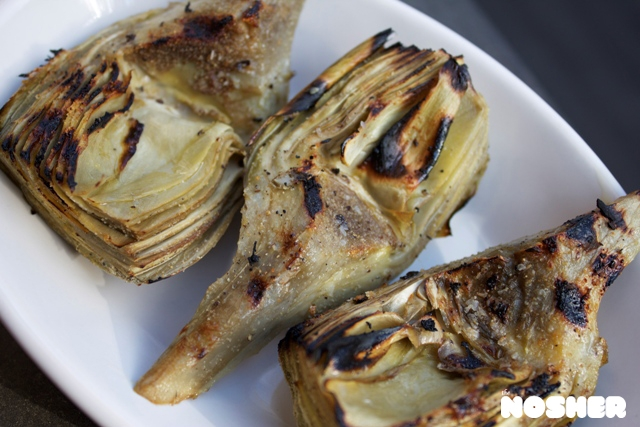 grilled-artichokes-stamp
