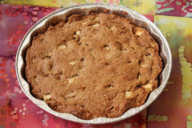 honey apple cake 2