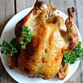 honey horseradish chicken