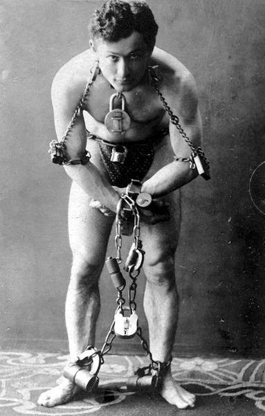 Harry Houdini the Great Jewish Magician