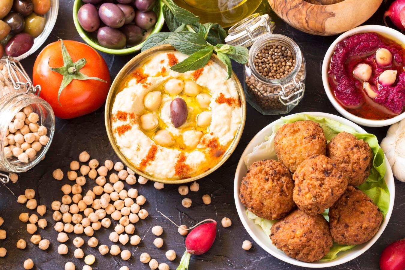 Israeli Food Quiz My Jewish Learning