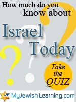israel today quiz